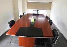 汉萨动力会议室