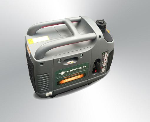 新疆布尔津县公安局刑侦大队购买汉萨小型便携式数码变频发电机