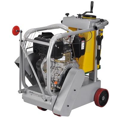 呼和浩特市亿西科技有限公司 采购汉萨柴油切割机