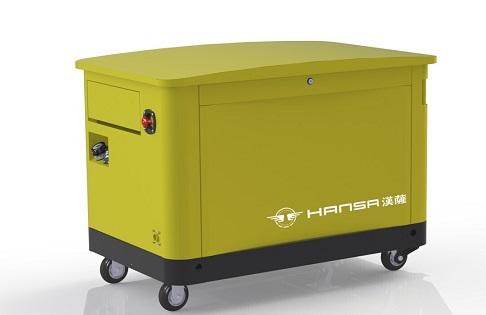北京通装博达科技有限公司采购汉萨汽油10KW发电机EU10REM