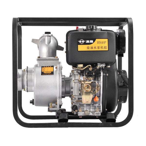 柴油自吸水泵HS40P