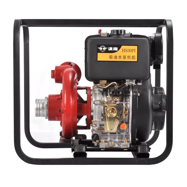 3寸铸铁高压水泵——HS30PI