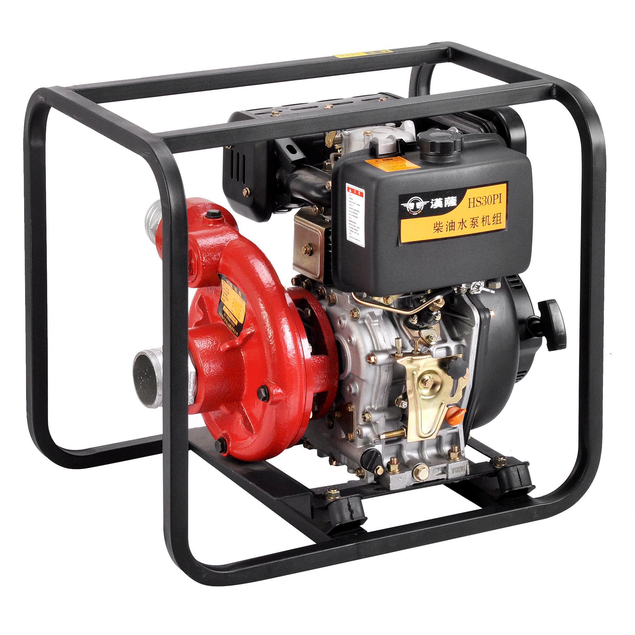 汉萨3寸高压水泵——HS30PI