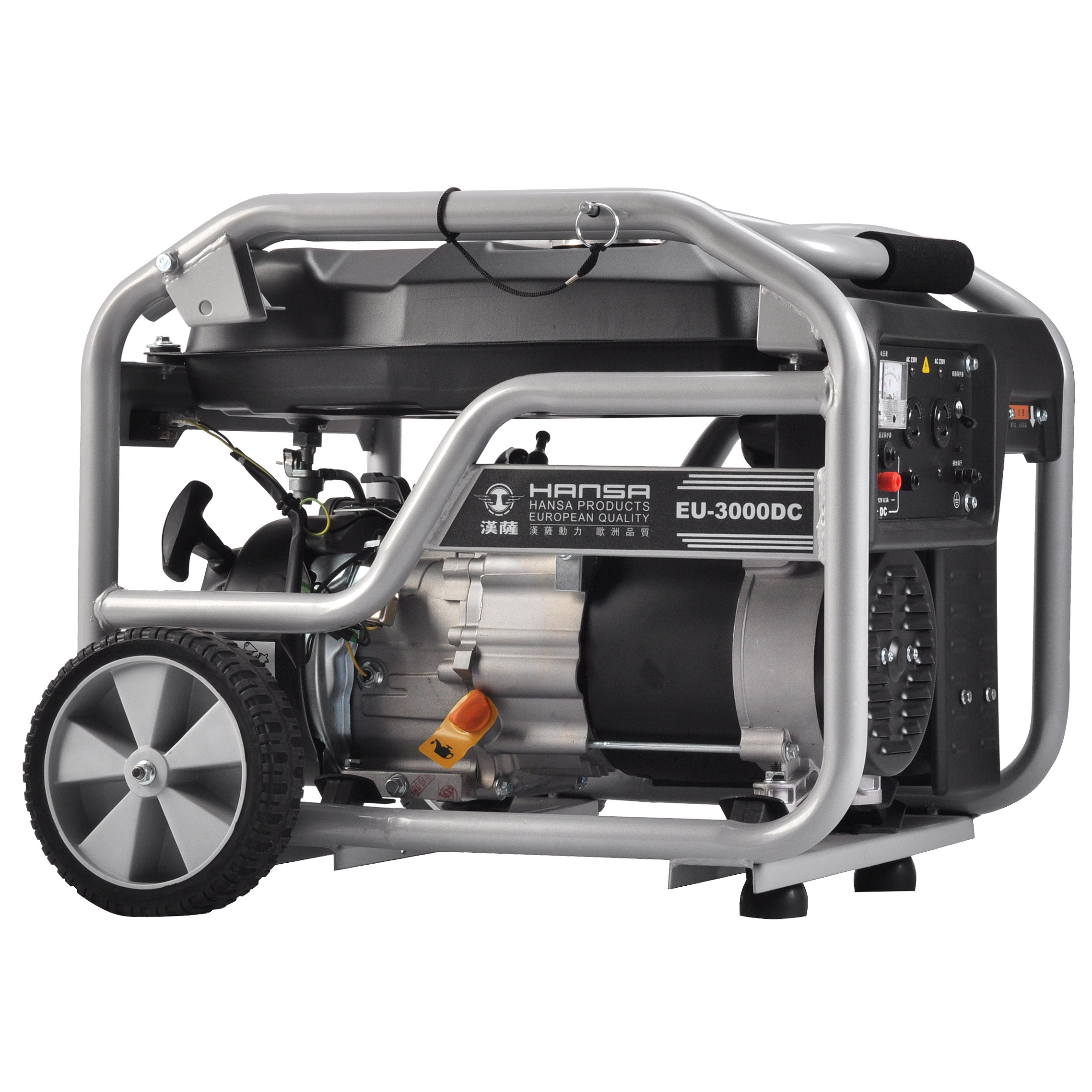 5千瓦汽油发电机——EU-5500DE