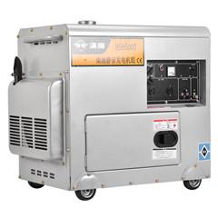 静音柴油发电机//电启动柴油发电机//5KW单相柴油发电机