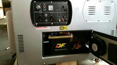 电启动柴油发电机//8KW静音式柴油发电机//三相柴油发电机