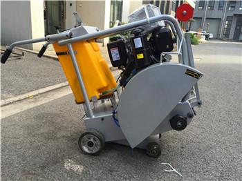 汉萨动力新款电动混凝土路面切纹机震撼登场!