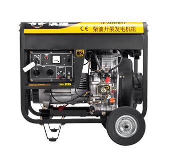 电启动柴油发电机//6KW柴油发电机//单相柴油发电机