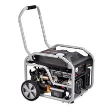 5KW汽油发电机——EU-5500DE