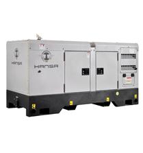 10KW电启动静音式柴油发电机——HS-12.5/S