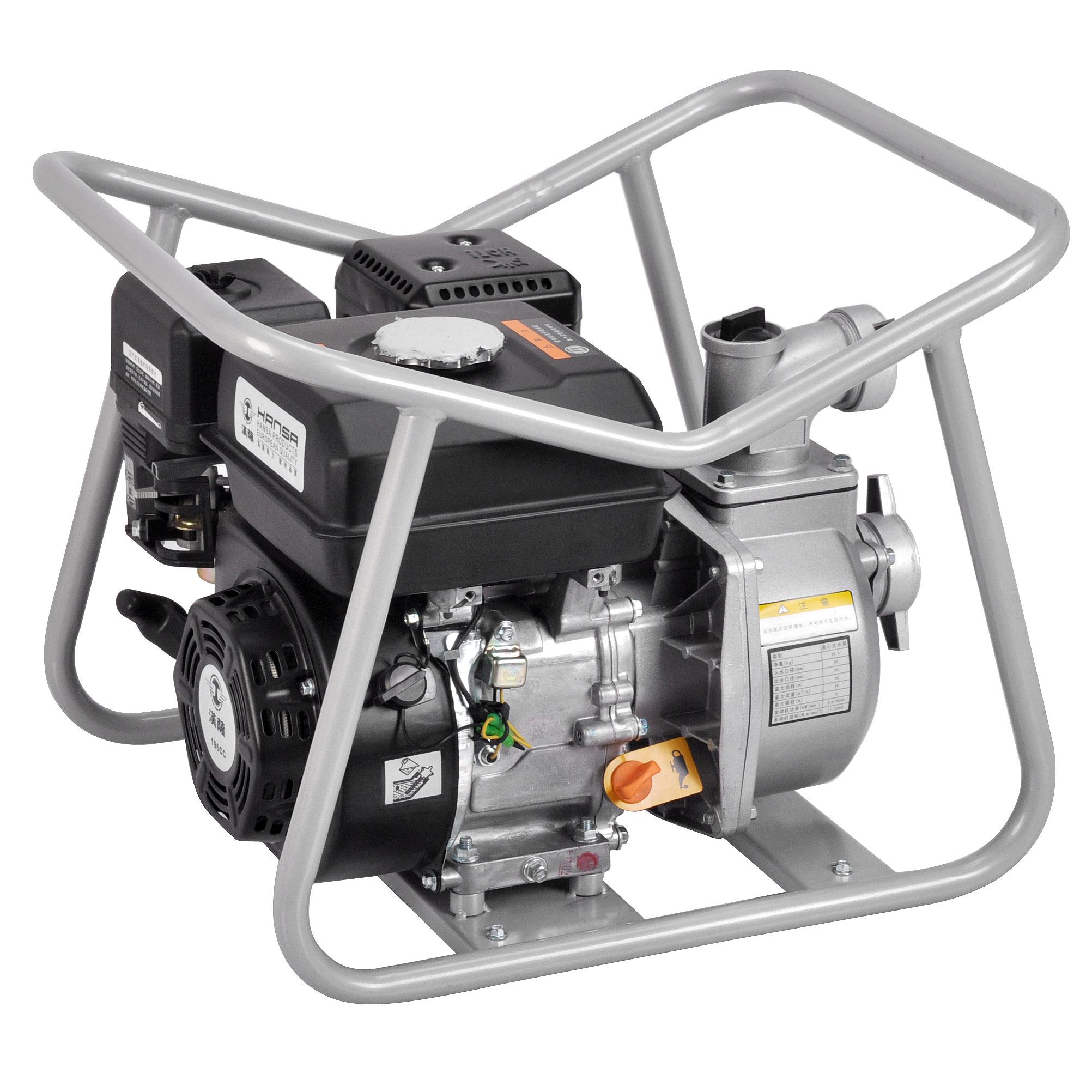2寸汽油水泵——EU-20B