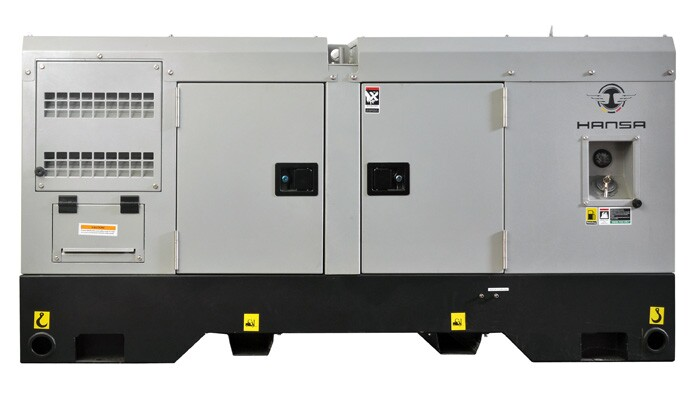 16KW全自动柴油发电机