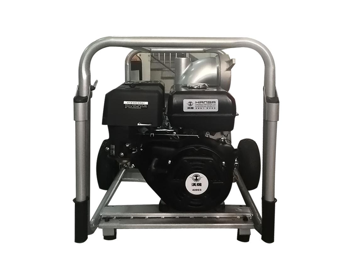 6寸汽油水泵——EU-60B