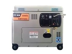 静音柴油发电机//全自动柴油发电机//5KW单相柴油发电机