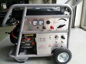 直喷式发电焊机//250A汽油发电焊机//发电氩弧焊机