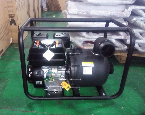 3寸化工泵//厂家直销//手启动汽油泵