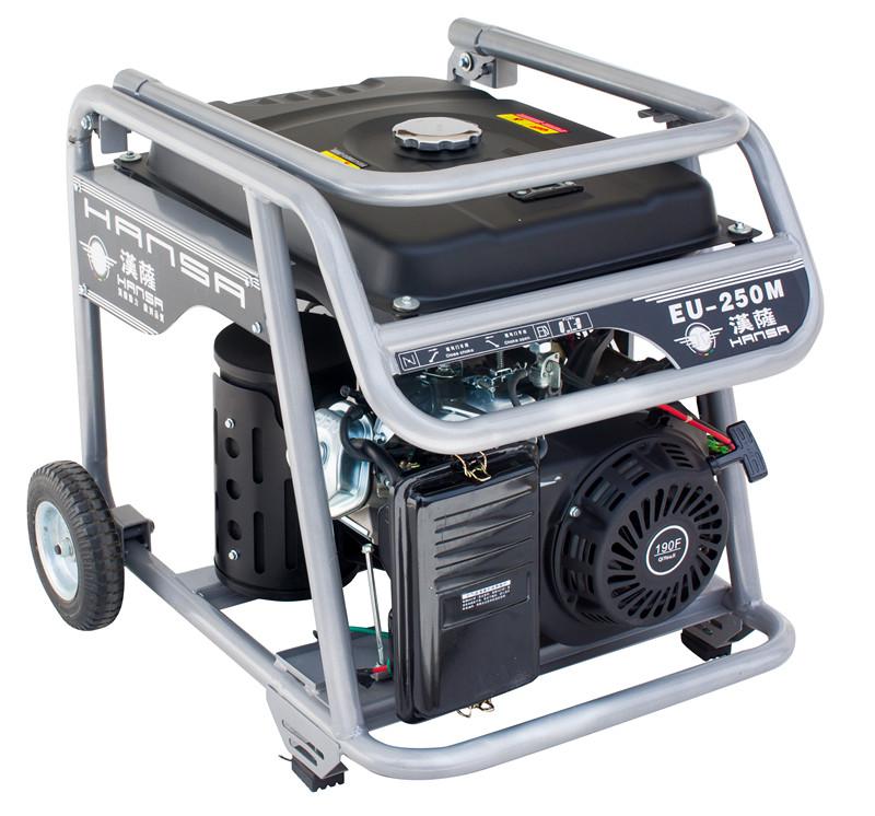 250A汽油焊机——EU-250M