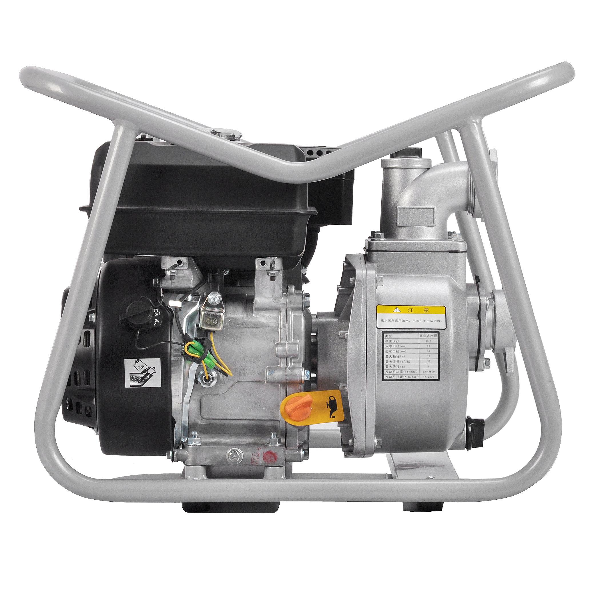 2寸汽油水泵火热订购中——EU-20B