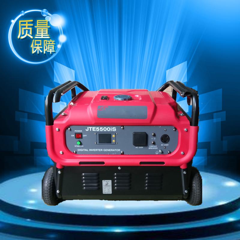 遥控启动三千瓦数码变频发电机
