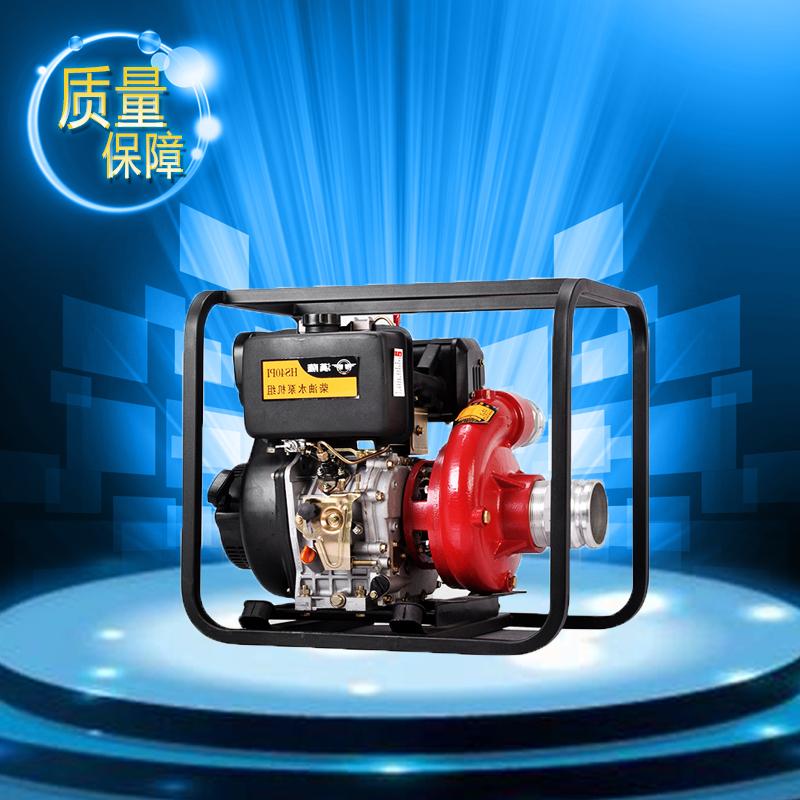 4寸柴油抽水泵——HS40P