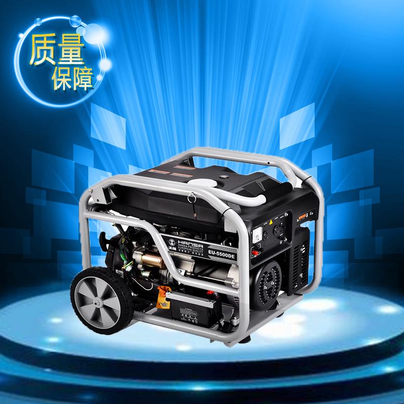 5KW家用单相汽油发电机——EU5500DE